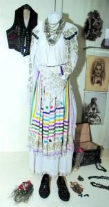 Шокачка женска ношња из Сонте