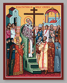 SEPT 10 & 11: SUNDAY BEFORE THE EXALTATION OF THE HOLY CROSS & 17TH SUNDAY AFTER PENTECOST