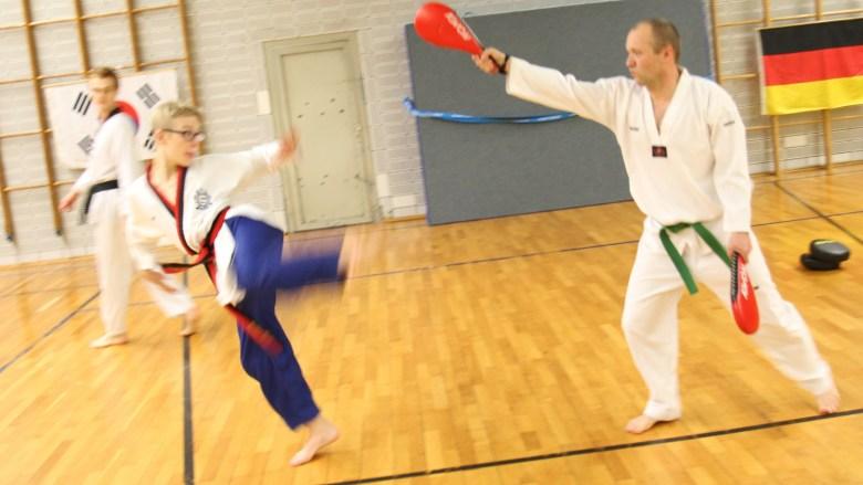 ssk-taekwondo-pratzentraining