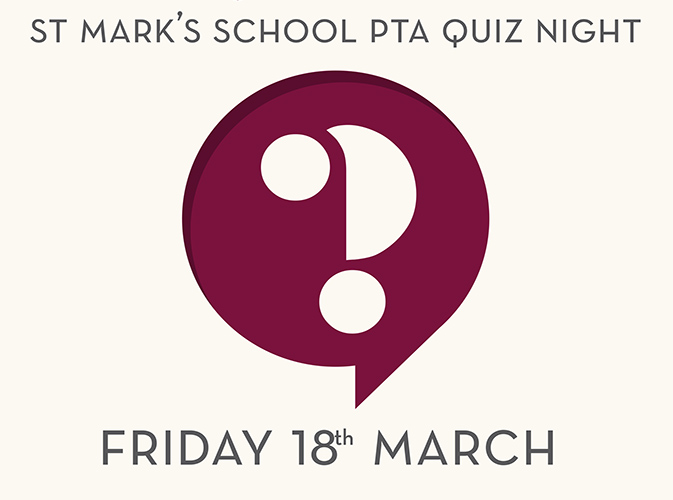 PTA Pie and Quiz Night – Friday 18th March