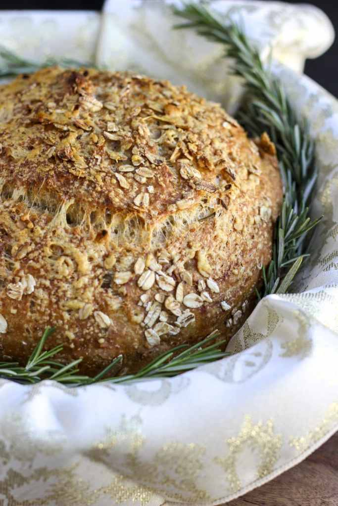 I make this no-knead bread every single week! My favorite bread recipe ever!