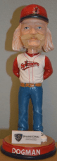 Dogman Bobblehead - Lowell Spinners - Boston Red Sox
