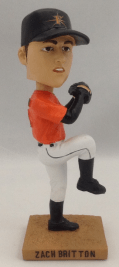 Zach Britton Bobblehead - Frederick Keys - Baltimore Orioles (2)