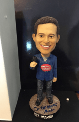 free beer and hotwings bobblehead - west michigan whitecaps - detroit tigers (2)