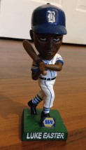 luke easter bobblehead - buffalo bison - toronto blue jays