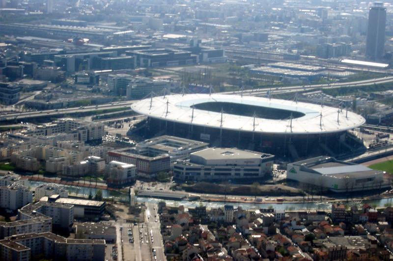 Stade de France   Paris   The Stadium Guide Photos of Stade de France