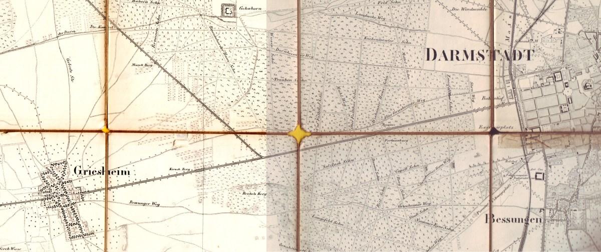 Griesheim ist Punkt 2 von Hessen