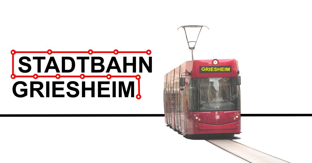 Stadtbahn Griesheim