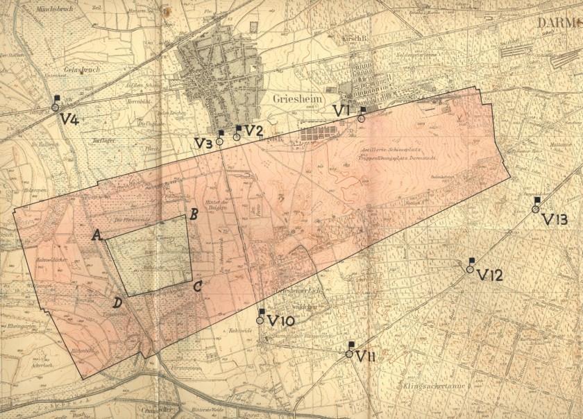 schiessplatz 1918