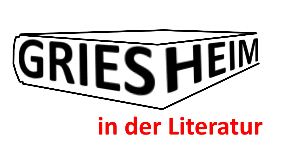 Griesheim in der Literatur: Der Gang durch das Ried