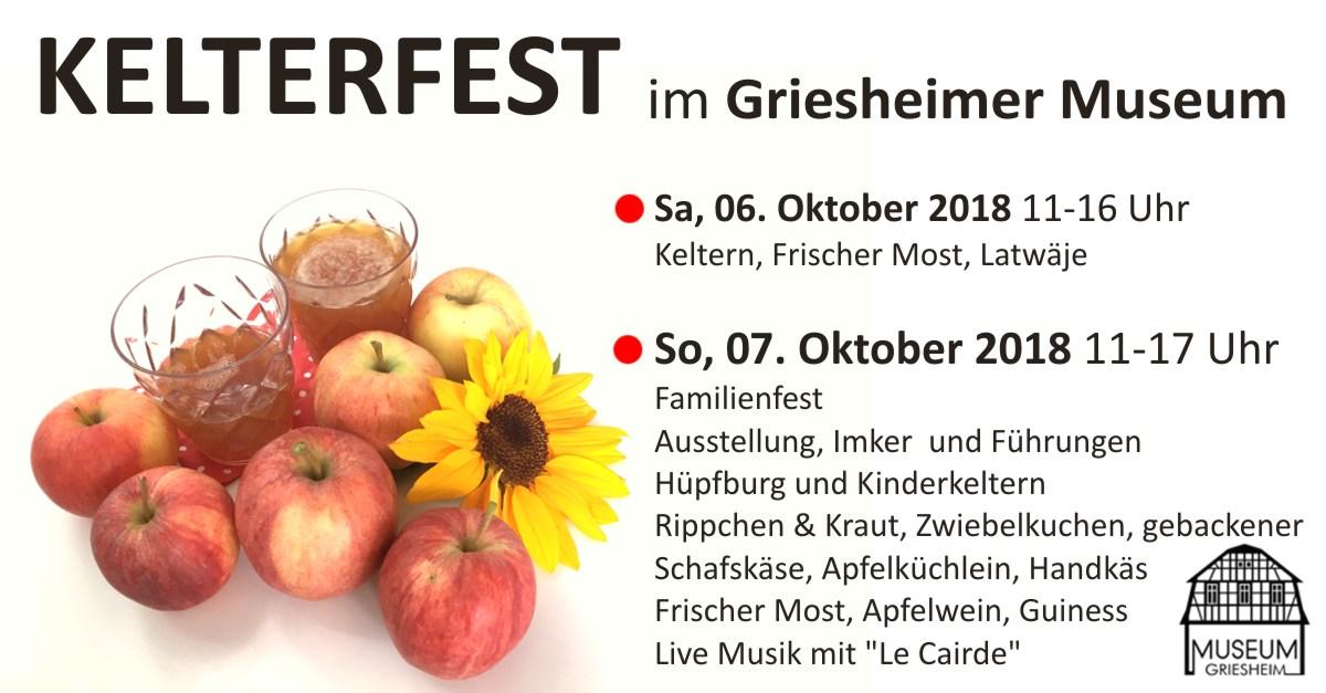 Kelterfest 2018
