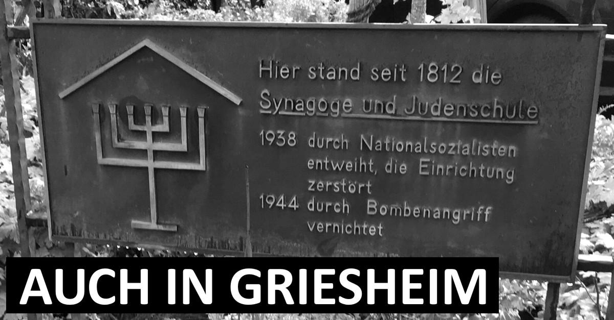 Auch in Griesheim
