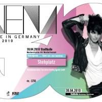 Nena auf großer Made In Germany Tour