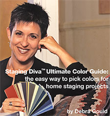 color for home staging