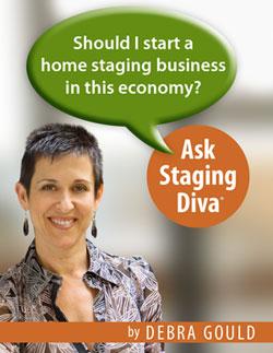 should i start a home staging business