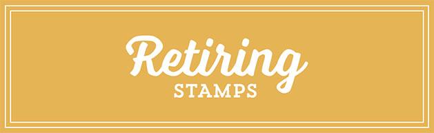 Retiring Stamps 2016 Stamp with Sarah
