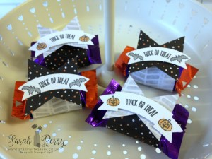 Trick or Treat with the Stampin' Creative Team