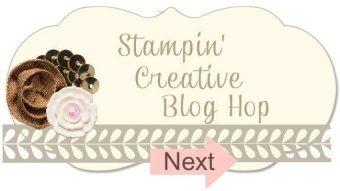 Stampin' Creative Next Button