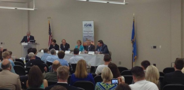 Oklahoma Candidates for 5th Distict Congress