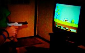 Nintendo Duck Hunt Gun