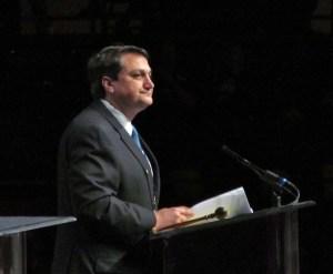 Texas State GOP Chairman Steve Munisteri