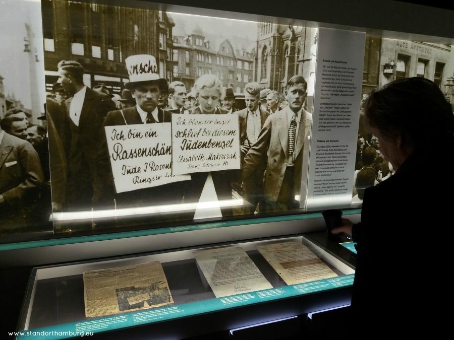 Dwangarbeid - Museum der Arbeit - Standort Hamburg