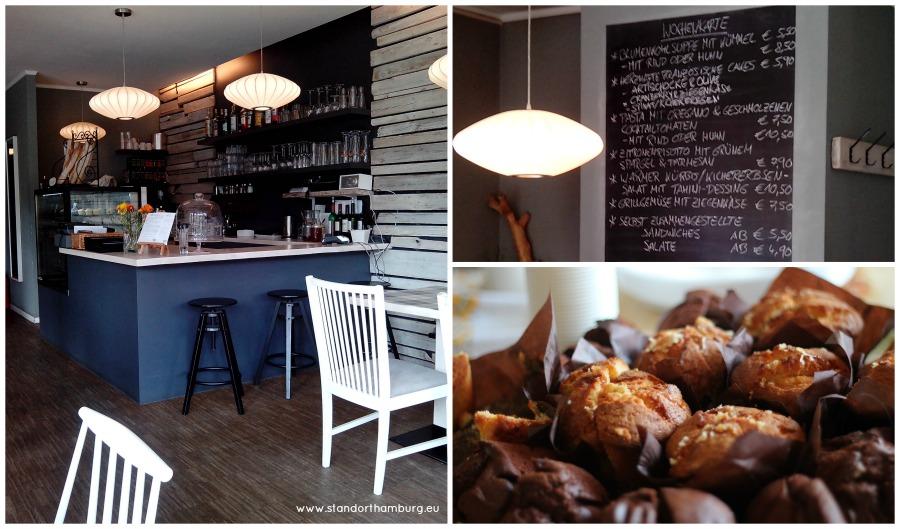Kaffee und Kuchen in Hamburg - Von der Motte 2- Standort Hamburg