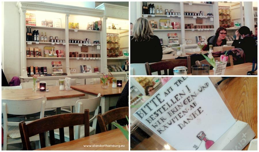 Kaffee und Pancakes - Lilli Su - Standort Hamburg