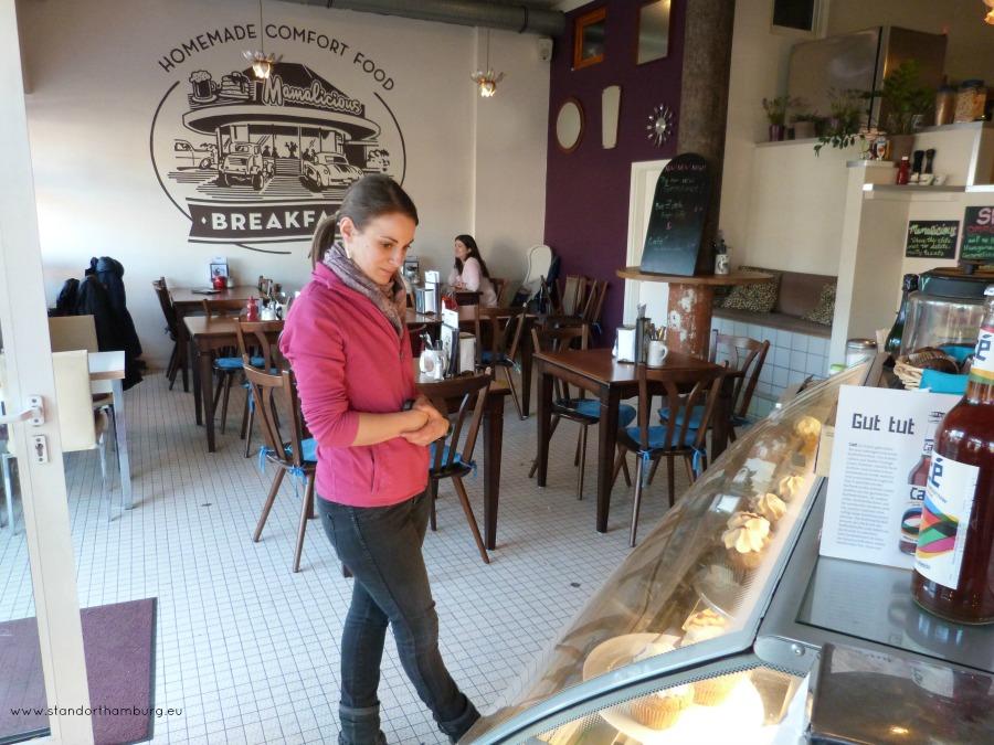 Kaffee und Pancakes - Mamalicious Wahlstress - Standort Hamburg