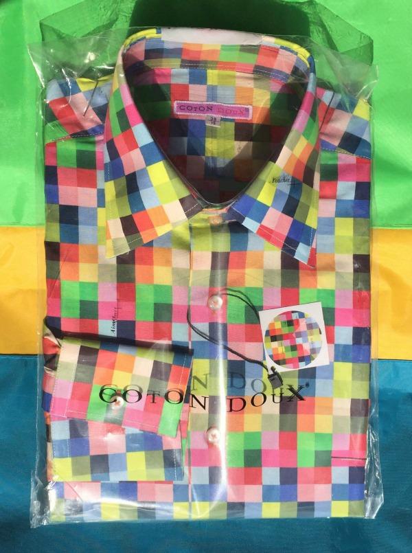 Overhemd van Endhemd uit het Karoviertel - Standort Hamburg