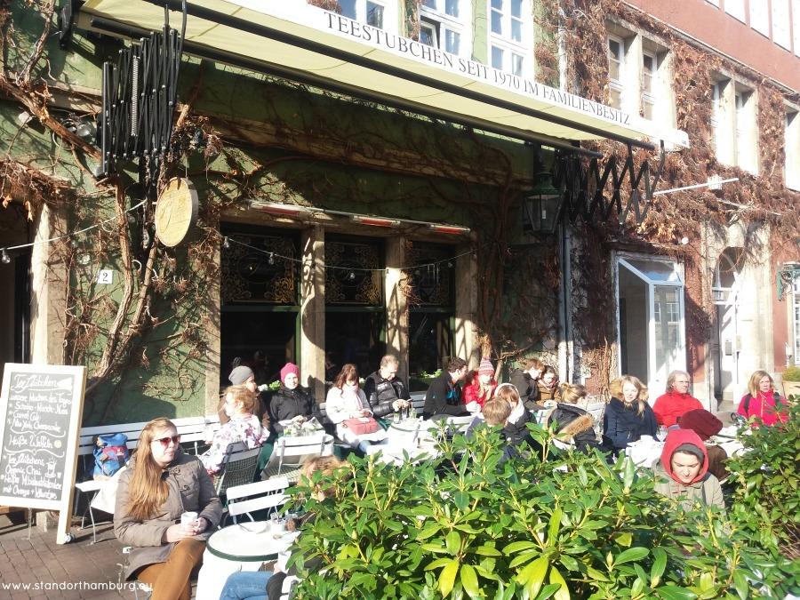 Teestuebchen Hannover - Standort Hamburg