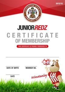 Membership Certificate-01