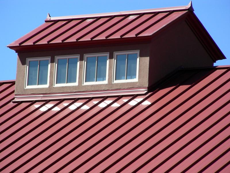 Red Metal Roof, Longview TX