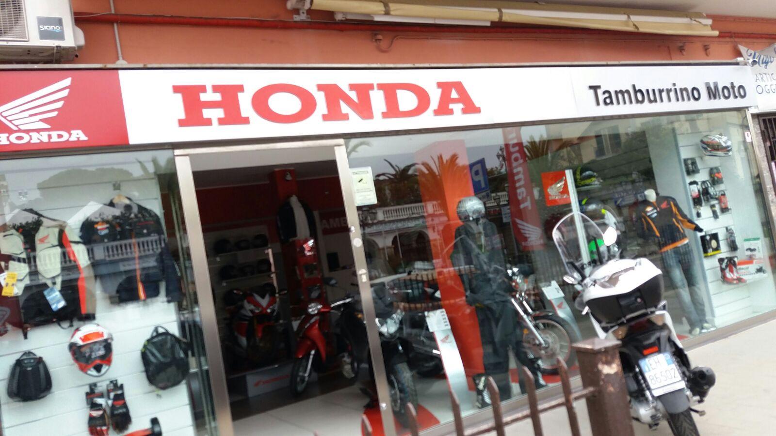 Tamburrino Moto Apre Il Nuovo Store Honda Ad Arco Felice