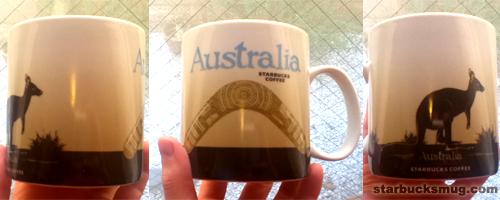 Starbucks Coffee Australia Coffee Mug