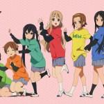 k-on let's go 2009 yokohama arena official pamphlet