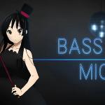k-on - mio - bass