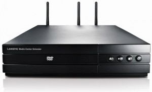 Linksys Windows Media Center Extender