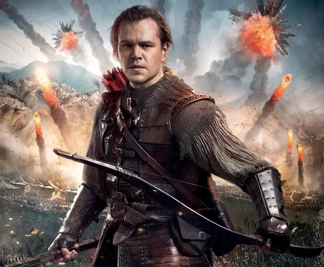 Aweinspiring Riches Turns Into Heroism Matt Damon Matt Quest Wall Matt Damon New Movies Coming Out Matt Damon New Movie China nice food Matt Damon New Movie