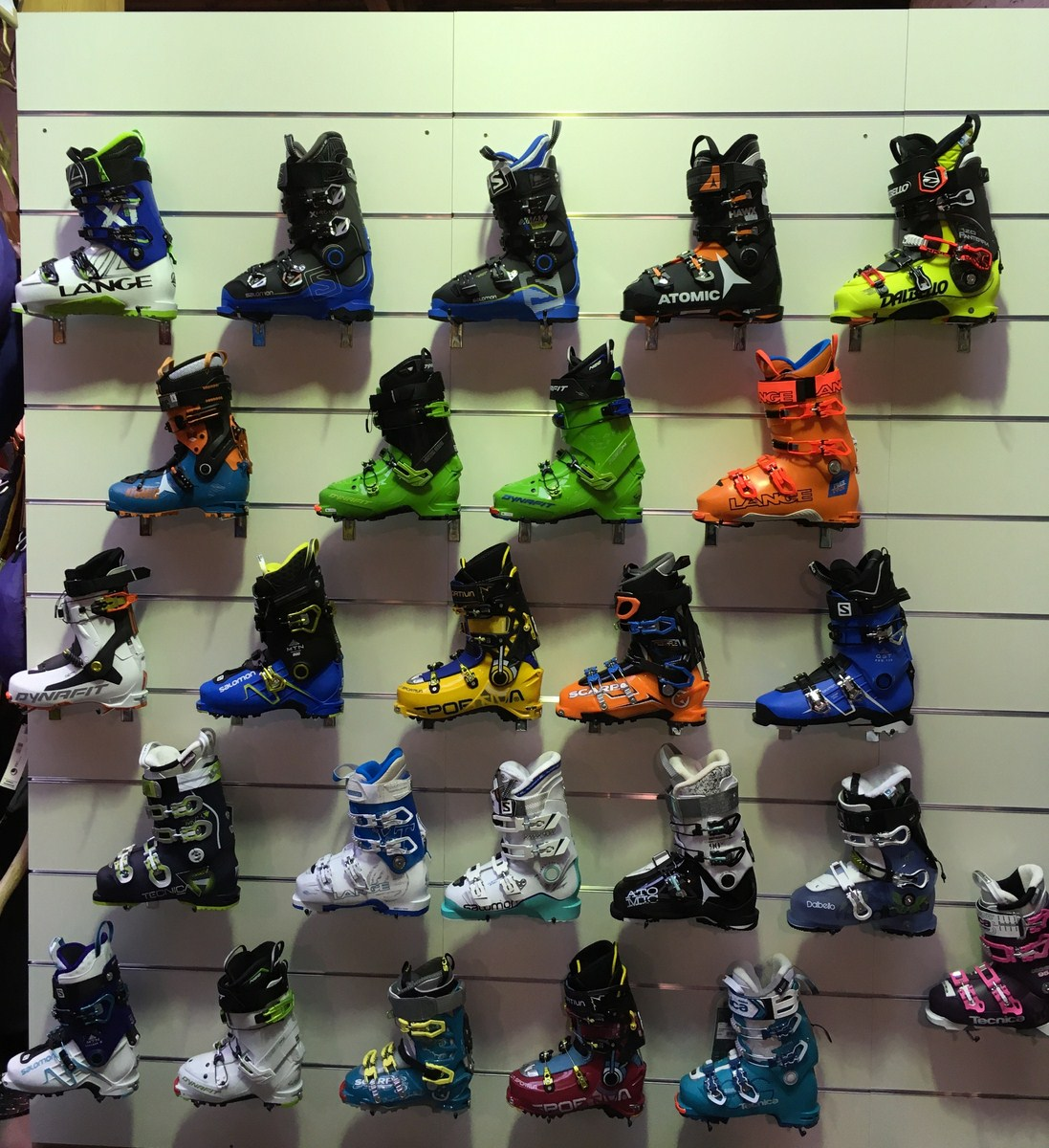 Ski boots (Copier)