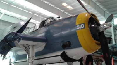 Avenger at Collings Foundation_med