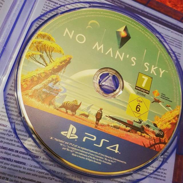 No Mans Sky Hype NoMansSky SeanMurrayIsMyGodNow PS4 PlayStation HelloGames Sony