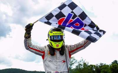Dominante zege Renger van der Zande/ Alex Popow in IMSA race Lime Rock