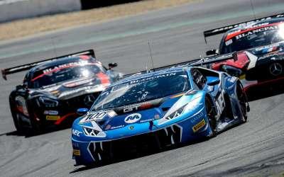 Aankomend weekend rijdt Jeroen de 24 uur van Spa Francorchamps