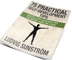 75 practical self-development tips
