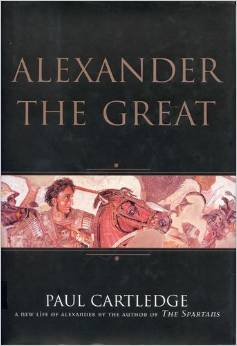alexander the great paul cartledge book