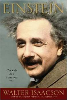 einstein his life and universe book