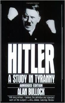 hitler a study in tyranny book