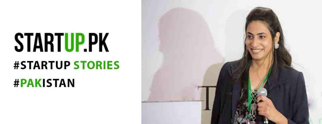 StartupDotPk, Sihah Waris, Entrepreneur, Pakistani Startup, Rise Mom
