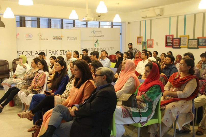 Women Techmakers Meetup Islamabad